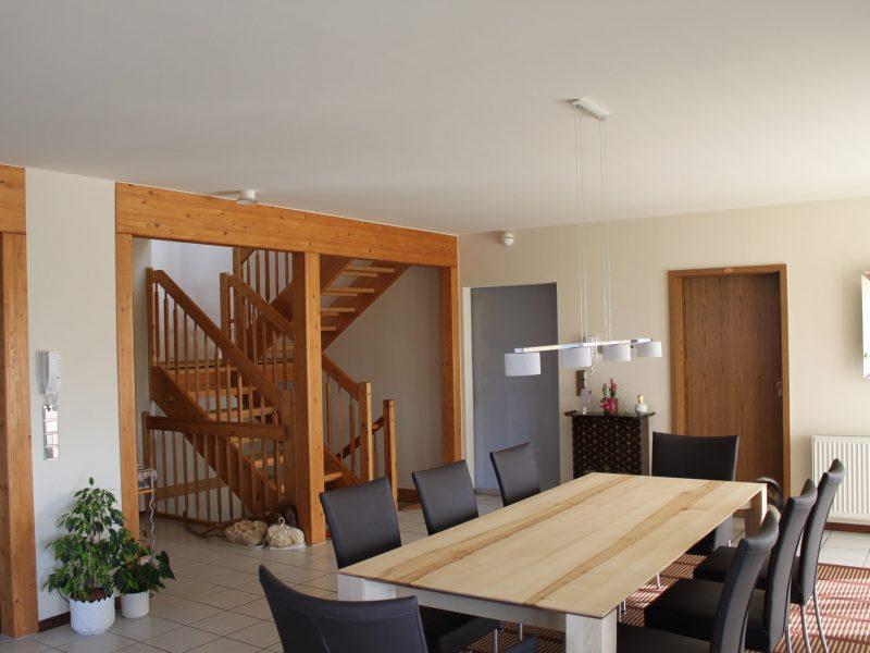 83 Rennovierung Wohn- und Esszimmer